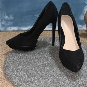 New ASOS classic black high heels US6